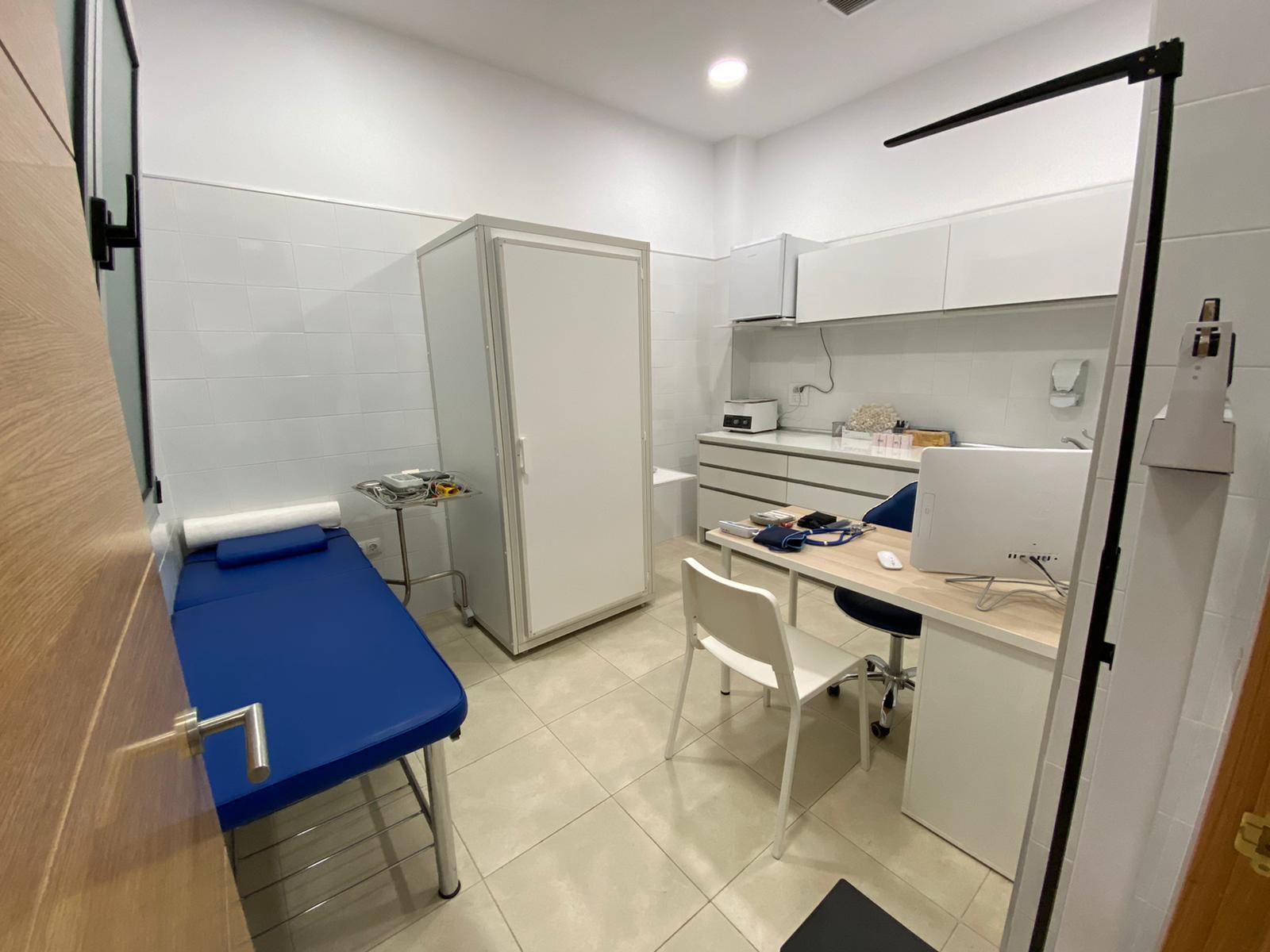 ENFERMERIA - RECONOCIMIENTOS MEDICOS ALCARAVANERAS